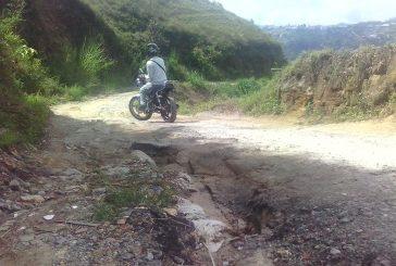 Mil familias piden  asfaltado en La Culebra