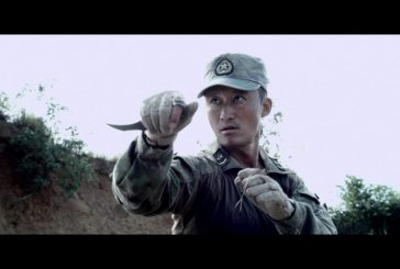 El cine chino ya tiene a su héroe de celuloide: Leng Feng