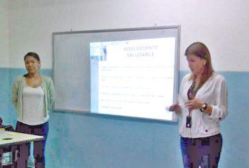 Mujeres Miranda impartieron taller de salud sexual y reproductiva
