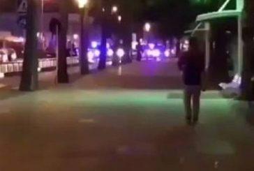 Fuerte tiroteo en Cambrils deja cinco presuntos terroristas abatidos