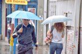 Los paraguas están incomprables