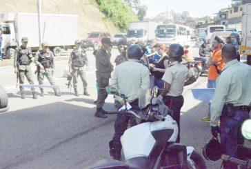Vecinos de Los Lagos trancaron  la Panamericana por falta de agua
