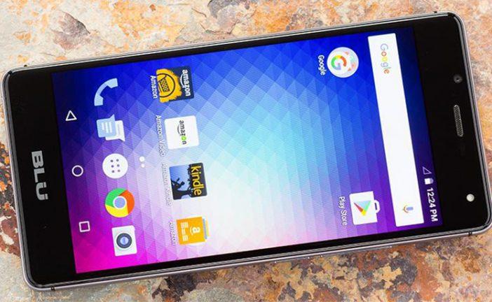 Por esta razón se ha prohibido la venta de smartphones Blu en Amazon