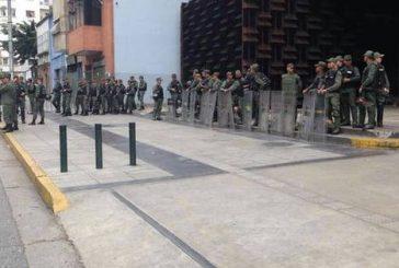 Fiscal Ortega Díaz denunció asedio de la GNB al Ministerio Público