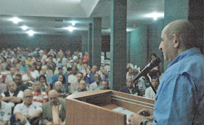 Anuncian mejoras para personal  jubilado de laPolicíadeMiranda