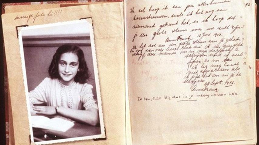 """""""El diario de Ana Frank"""" se convertirá en novela gráfica y en película"""