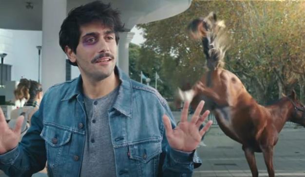 Un anuncio lleno de GIFs, la última idea de la cervecera argentina Brahma