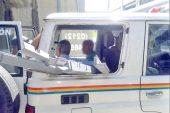 Caen ladrones de materiales del Metro