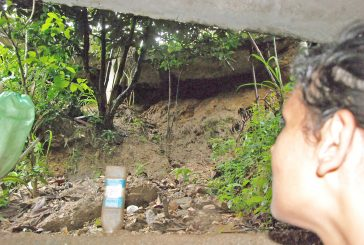 Caminería en Ayacucho  amenaza con desplomarse