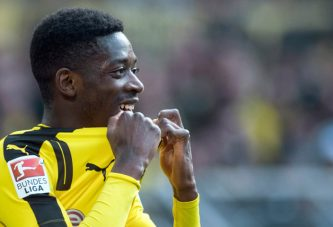 Borussia Dortmund dispuesto a dejar ir a Dembélé