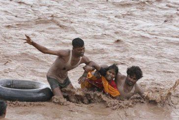 18 muertos y 3 millones de afectados a causa de inundaciones en la India