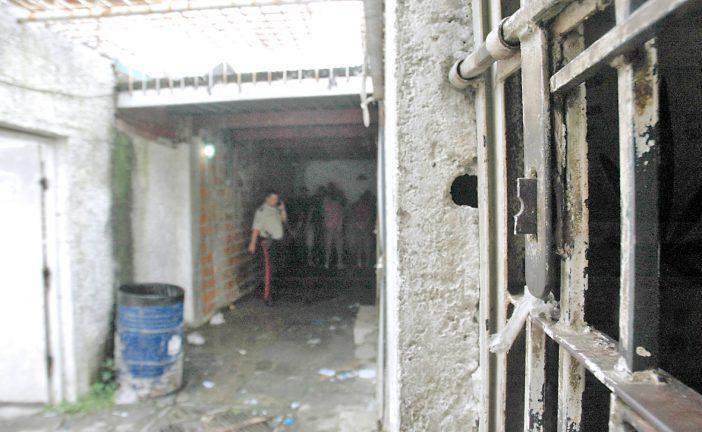 Intentaron fugarse 10 presos de  calabozos de Polisalias