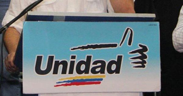 MUD irá a primarias el 10 de septiembre y sin el CNE
