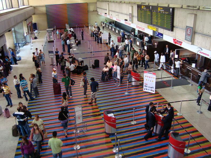 Un hombre fue asesinado en las instalaciones del Aeropuerto de Maiquetía