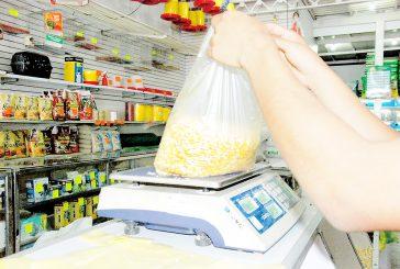 Arroz picado y maíz aumentó más del 200%