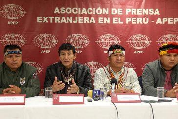 Indígenas paralizarán mayor lote petrolero de Perú si no se consulta nuevo contrato
