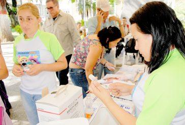 Aplicadas 12.577 dosis de vacunas en Guaicaipuro