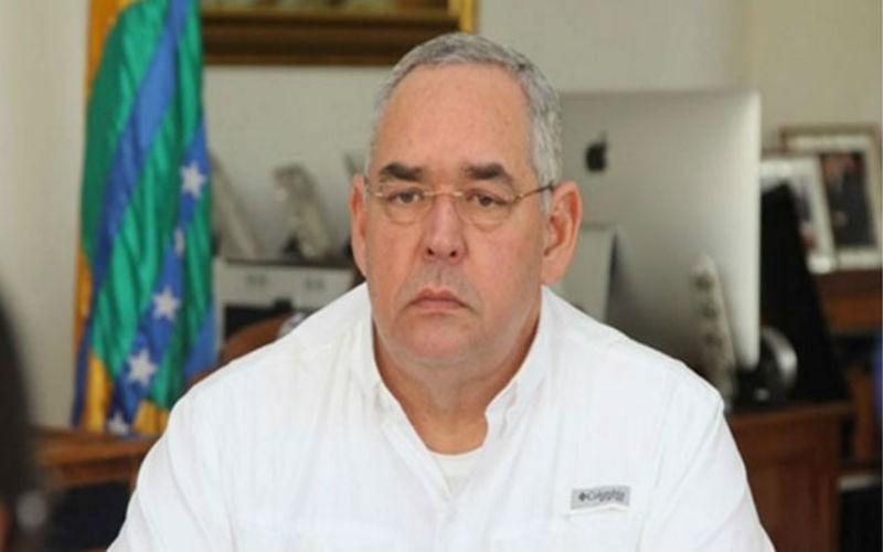 Gobernador Rangel Gómez afirmó que situación del Guri está controlada