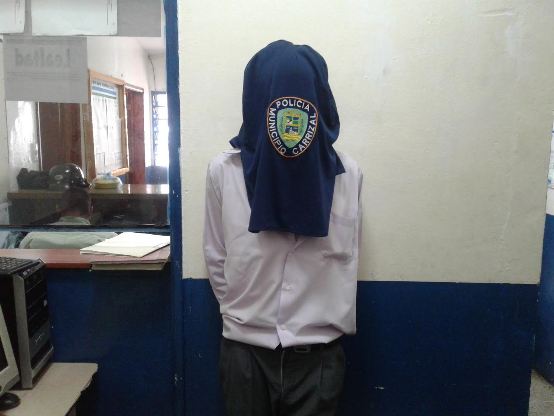 Policarrizal captura dos sexagenarios solicitados en menos de 72 horas