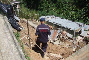 Bomberos de Miranda suman más de 100 atenciones a consecuencia de recientes lluvias