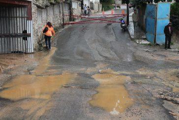 Ruptura en avería de 12 pulgadas deja comunidades carrizaleñas sin agua