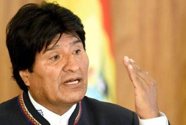 Evo Morales critica a Almagro por pedir sanciones duras contra Venezuela