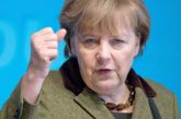 ZDF: Merkel ganó con 33,5% elecciones en Alemania