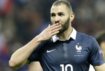 Federación Francesa de Fútbol advierte que Benzema sigue siendo convocable
