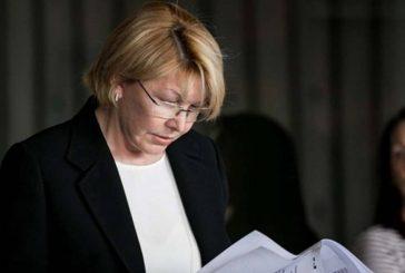 "Luisa Ortega Díaz: ""No he recibido ni un céntimo de Estados Unidos"""