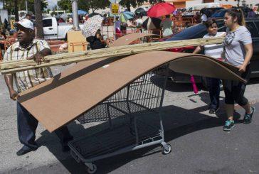 Estados Unidos se prepara para la embestida del huracán irma