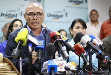 MUD ratificó a Ismael García como candidato por Aragua