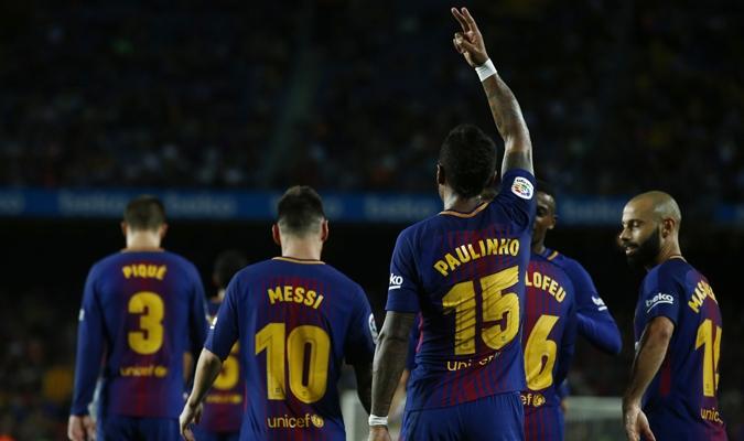 Los nuevos se adaptan y Messi sigue en su nivel
