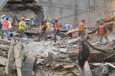 Se eleva a 318 el número de fallecidos por el sismo de 7,1 en México