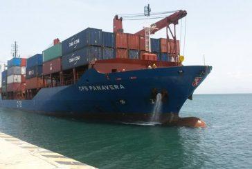 Llegan al puerto de Guanta 2.369 toneladas de alimentos y artículos de primera necesidad