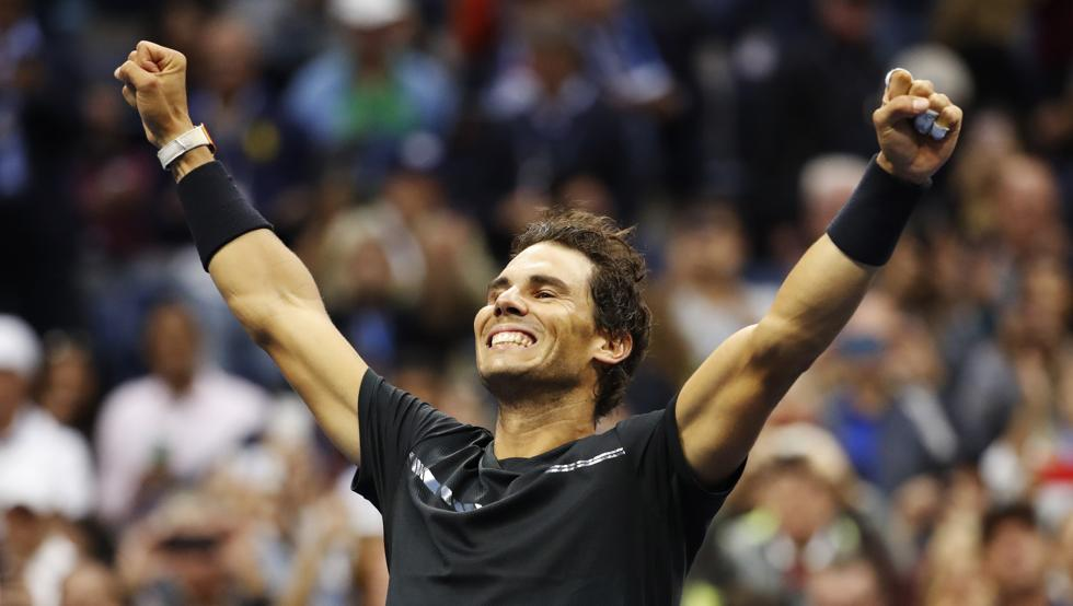 Rafa Nadal, campeón total del US Open y Grand Slam