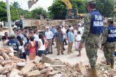 Asciende a 305 la cifra de fallecidos por terremoto de 7,1 en México