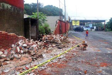 Severos daños por efecto del sismo en Guatemala