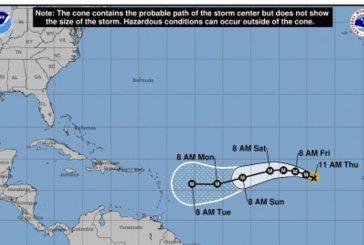 Irma sigue en ruta rumbo al Caribe y se mantiene como un 'poderoso huracán'