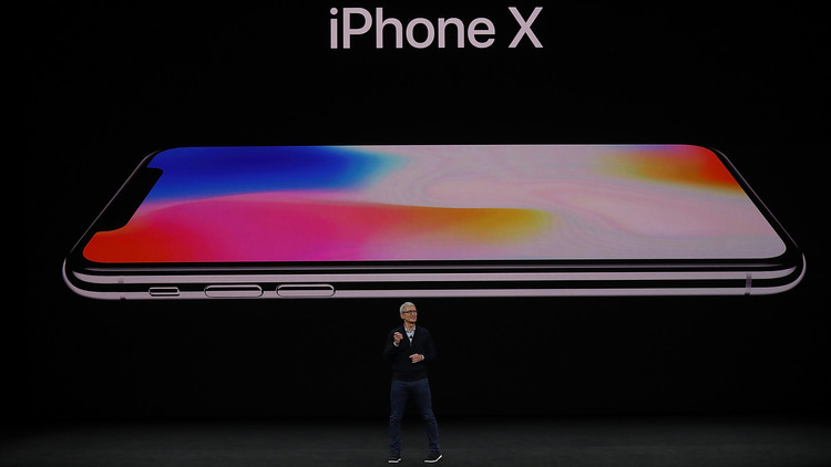 Apple presenta sus iPhone 8, iPhone 8 Plus y iPhone X