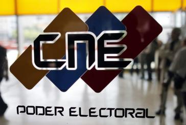 CNE: Este sábado se inicia la campaña electoral para las regionales