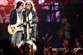 Aerosmith inundó de rock el festival de Río de Janeiro tras tres días de pop