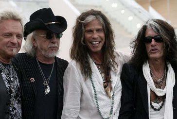 Aerosmith deleitó a los amantes del rock en Río de Janeiro