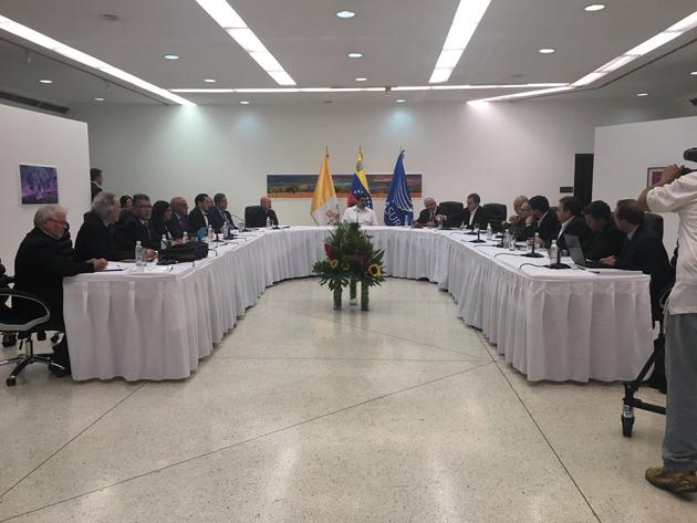 Oposición y Gobierno se sentarán a dialogar este miércoles en Dominicana, según ministro Francés