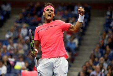 Rafael Nadal cumplió con los pronósticos y se metió en octavos del US Open