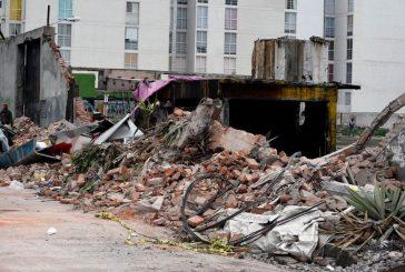 Sube a 35 la cifra de muertos en México por fuerte terremoto