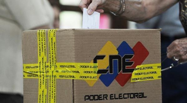 CNE fija elecciones de gobernadores para el 15 de octubre