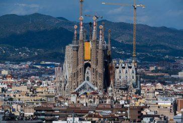 Desalojaron la Sagrada Familia por presunto dispositivo antiterrorista