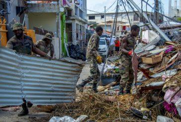 Huracán María devastó Dominica y avanza hacia Puerto Rico e Islas Vírgenes