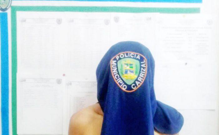 Caen homicida y traficante de drogas en Carrizal