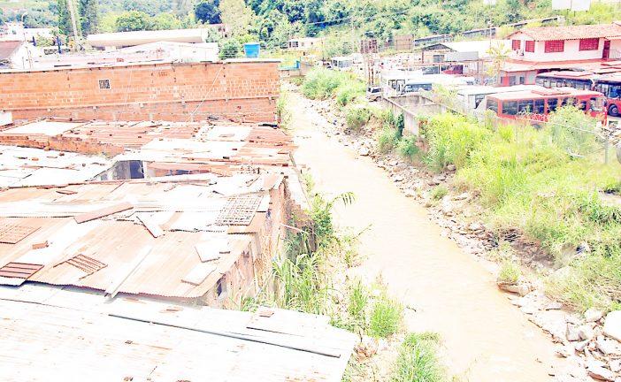 En El Nilo temen inundaciones  por el río San Pedro